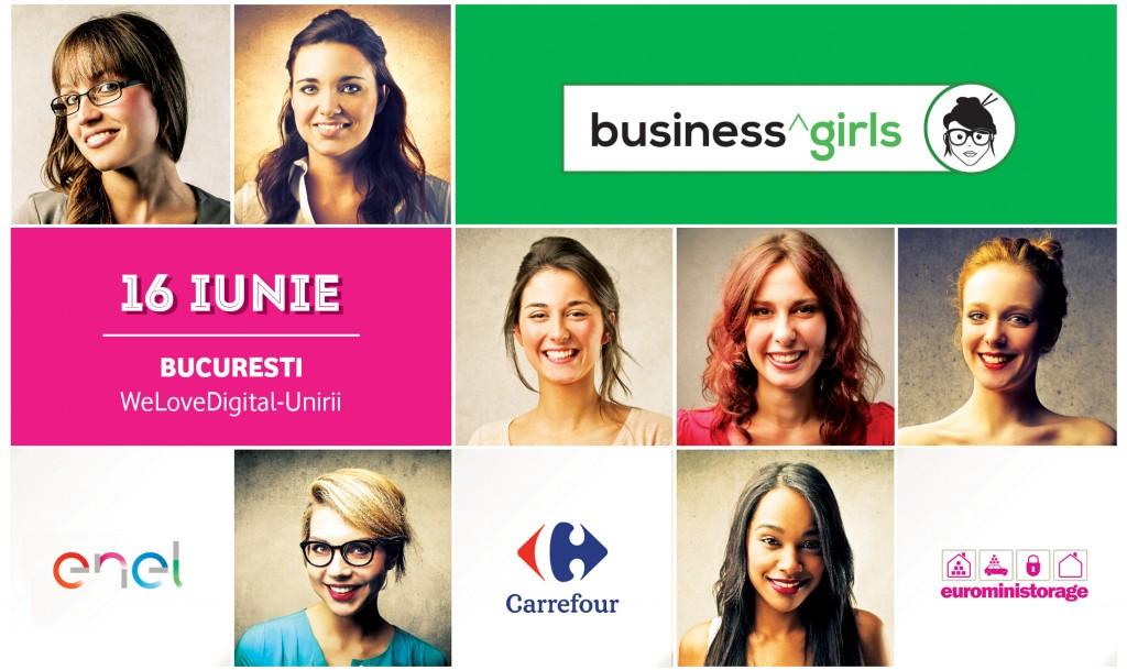A II-a editie a evenimentului Business Girls