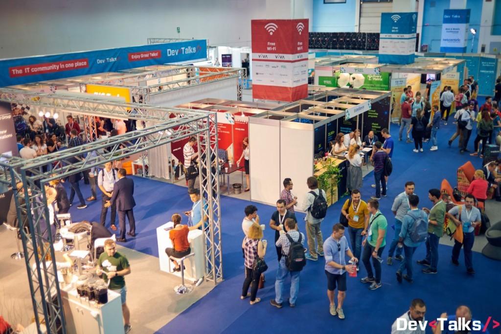 Cea mai mare expo-conferință dedicată developerilor și pasionaților de tehnologie are loc pe 6 și 7 iunie la Romexpo