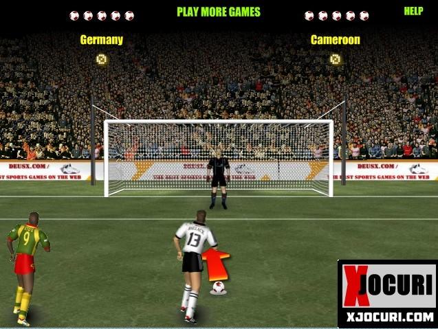 Site cu jocuri de fotbal pe care copilul tau il va adora
