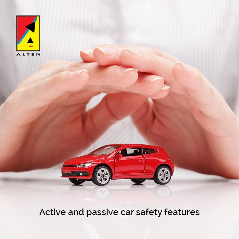 Siguranța pasivă și activă în automotive