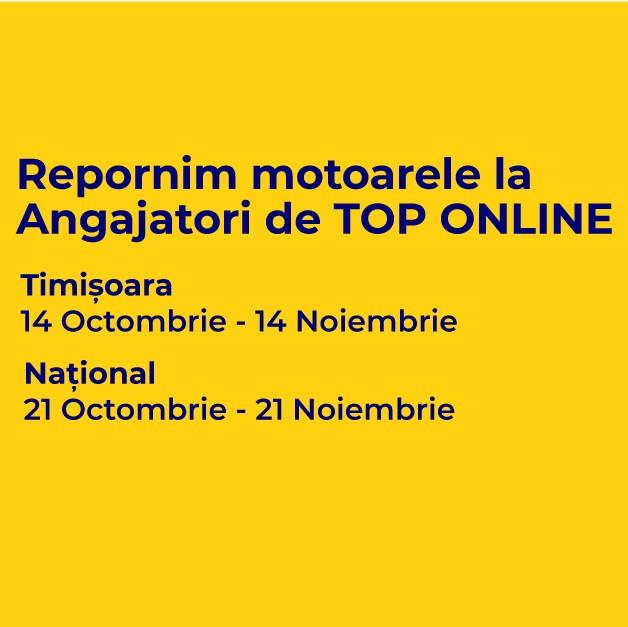 Toamna se numără joburile la cel mai mare târg de carieră din România Află cu ce noutăți revine Angajatori de TOP