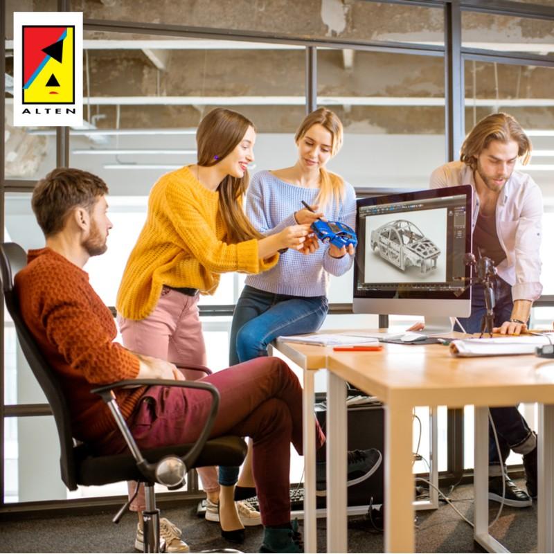 De ce este cool să lucrezi într-o companie care oferă servicii de inginerie?