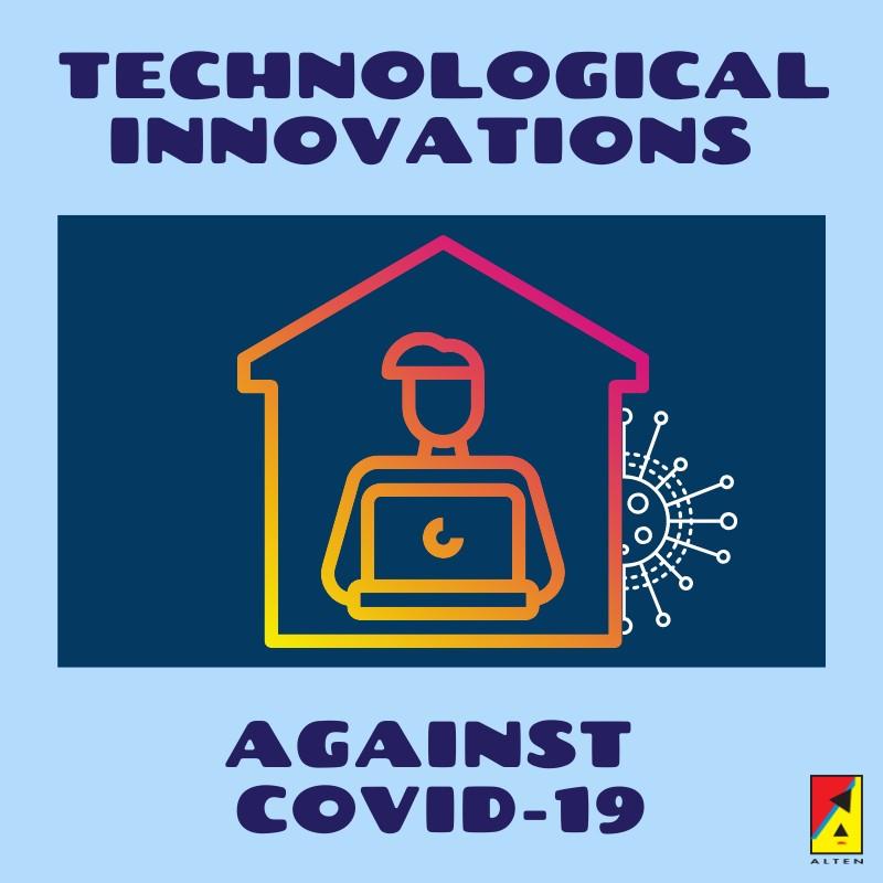 Inovațiile tehnologice împotriva COVID-19