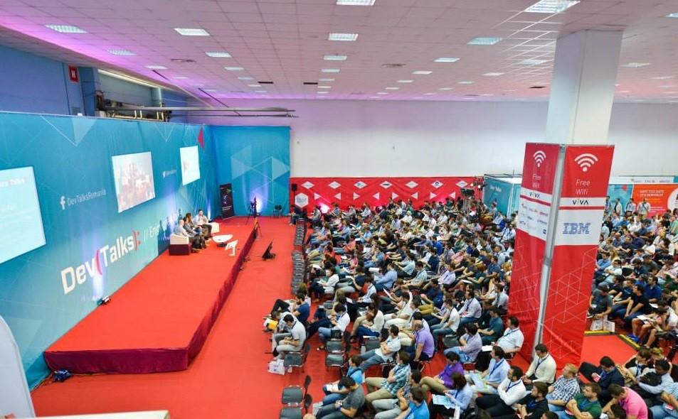 Peste 40 de speakeri locali și internaționali și 1 000 de developeri și pasionați de tehnologie