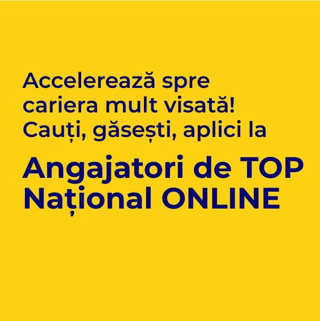 Cel mai mare târg de carieră din România are loc în mediul online