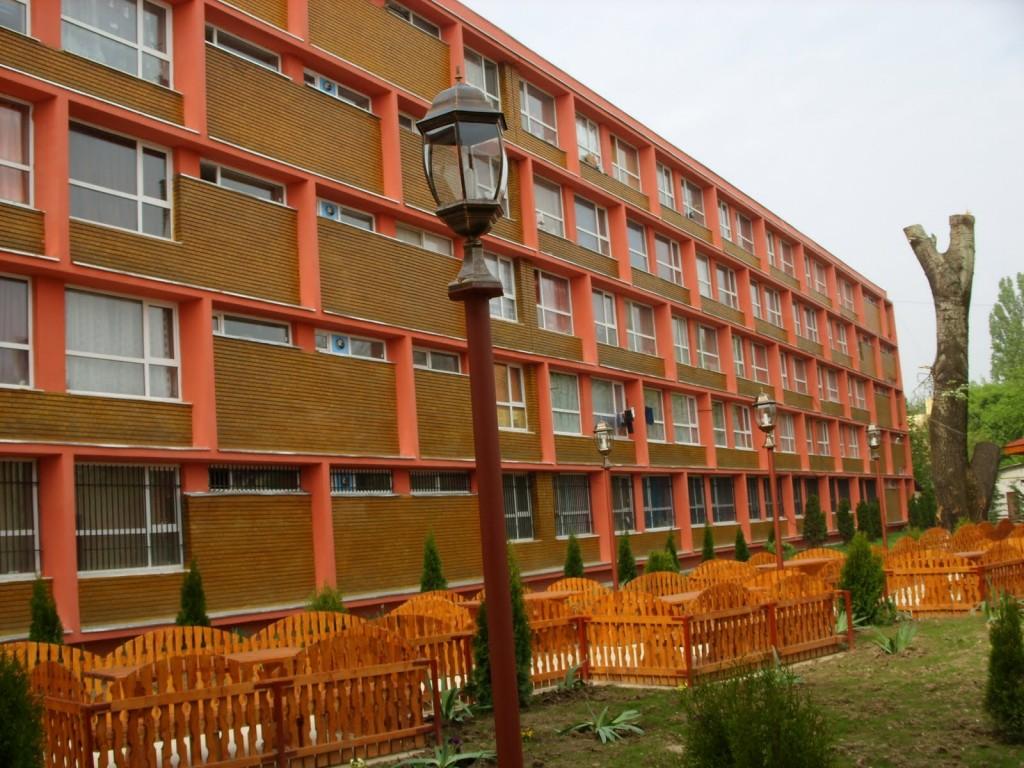 Viata in campus