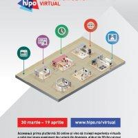 Targul de cariera Angajatori de TOP continua cu o editie virtuala, pe www.hipo.ro