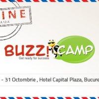 Au inceput inscrierile pentru BuzzCamp 12