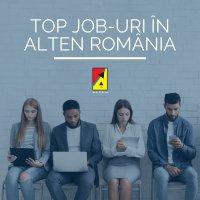 Top job-uri în ALTEN România