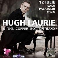 Categorie VIP aproape sold-out pentru concertul Hugh Laurie de la Sala Palatului