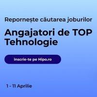 Tehnologia – campioana locurilor de muncă în România și în 2021