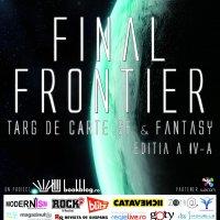 Profetia Final Frontier se implineste: a patra editie a singurului targ de carte SF & Fantasy