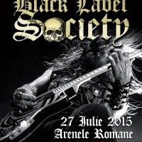 Concert Black Label Society in 2015