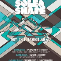 SOLE & SHAPE - singurul sneaker event din sud-estul Europei și din România - revine!