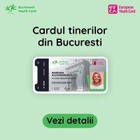 Reduceri pentru tinerii din Bucuresti