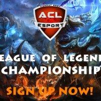 ACL Esports organizează League of Legends Championship