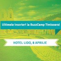 Speakeri inspirationali la BuzzCamp din Timisoara