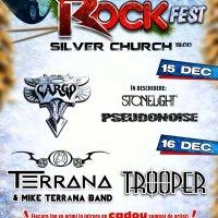 Cargo se alatura lui Mike Terrana si Trooper in cadrul Christmas Rock Fest