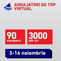Targul de cariera Angajatori de TOP continua online