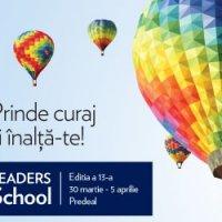 Bursele LEADERS School – biletul tau spre reusita