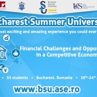 S-a dat startul aplicatiilor pentru Bucharest Summer University 2014!