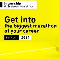 Internship & Trainee Marathon, dedicat studenților și absolvenților, va avea loc în perioada februarie-iunie