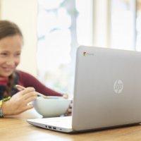 Prietenul care te ajută să te organizezi și să te informezi: Noul Chromebook de la HP