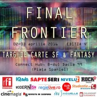 Final Frontier: Targul de carte cu cei mai pasionati vizitatori