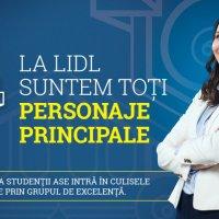 LIDL a dat startul unui program dedicat studentilor de la ASE:  Grupul de excelenta