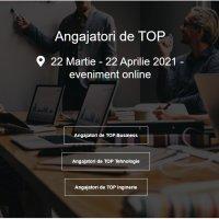 Cel mai mare târg de carieră din România va avea startul în luna martie. Cu ce noutăți ne întâmpină Angajatori de TOP