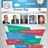 Dream Big 2015 – Dream. Connect. Upgrade.
