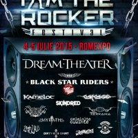 Black Star Riders si Carcass vin la festivalul I AM THE ROCKER