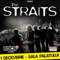 A mai ramas o luna pana la concertul The Straits