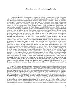 Mitropolia Moldovei - Pagina 1