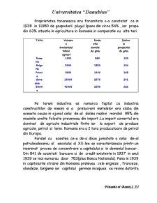 Situatia Economica a Romaniei in Perioada Celui de-al Doilea Razboi Mondial - Pagina 3