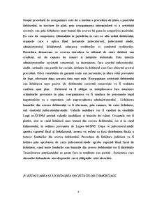 Lichidarea unei Societati Comerciale - Pagina 4