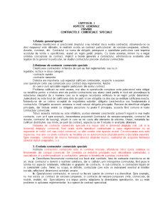 Contracte Comerciale Speciale - Pagina 2