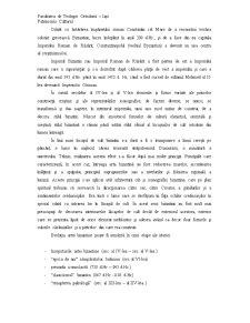 Relația dintre Arhitectura Bisericilor Bizantine și Decorația lor Murală în Sec al VI-lea - Sec al XI-lea - Pagina 2