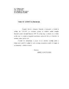 Proiect Audit pentru Corsa SRL - Pagina 1