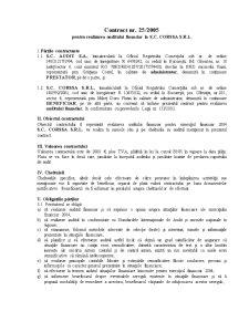 Proiect Audit pentru Corsa SRL - Pagina 2