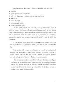 Organizarea si Conducerea Gestiunii la Primaria Filipesti - Bacau - Pagina 5