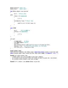 Curs C++ in Romana - Pagina 2
