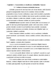 Caracteristica si Clasificarea Cheltuielilor Bancare - SC Banca Sociala SA - Pagina 4