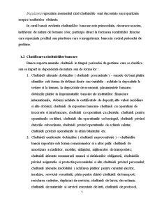 Caracteristica si Clasificarea Cheltuielilor Bancare - SC Banca Sociala SA - Pagina 5