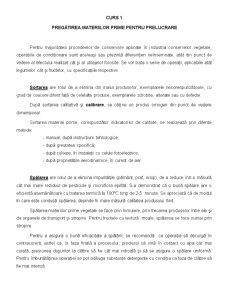 Tehnologia Conservelor - Pagina 1