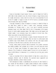 Influența Factorilor de Mediu asupra Organismelor Terestre - Pagina 4