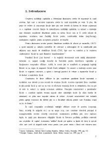 Mediul de Afaceri sub Influența Paradisurilor Fiscale - Pagina 3