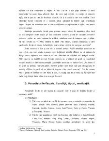 Mediul de Afaceri sub Influența Paradisurilor Fiscale - Pagina 4