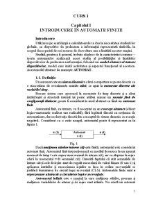 Sisteme Automate - Pagina 2