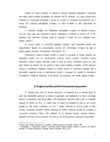 Aplicarea Clauzelor de Răspundere Penală în Materie de Încălcare a Legislației de Mediu - Pagina 4
